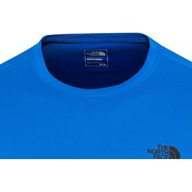 The North Face Flex II SS Shirt Herren bomber blue
